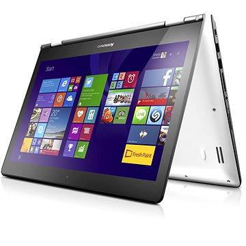 Lenovo IdeaPad Yoga 500-14ISK White (80R500G8CK) + ZDARMA Elektronická licence Zoner Photo Studio, registrace podle SN na http://www.zoner.cz/lenovo/