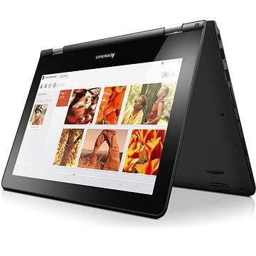 Lenovo IdeaPad Yoga 500-14ISK Black (80R500GACK) + ZDARMA Elektronická licence Zoner Photo Studio, registrace podle SN na http://www.zoner.cz/lenovo/