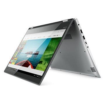 Lenovo Yoga 520-14IKB Mineral Grey (80X8005FCK) + ZDARMA Myš Microsoft Wireless Mobile Mouse 1850 Black