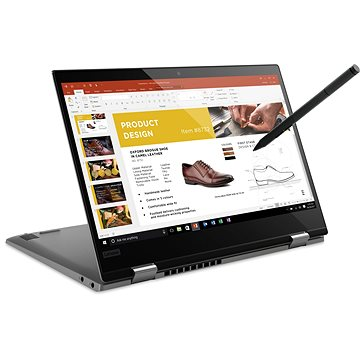Lenovo Yoga 720-12IKB Black kovový (81B50018CK) + ZDARMA Myš Microsoft Wireless Mobile Mouse 1850 Black
