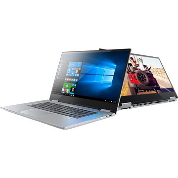 Lenovo Yoga 720-13IKB Platinum (80X600GDHV) + ZDARMA Myš Microsoft Wireless Mobile Mouse 1850 Black