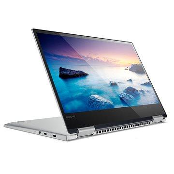 Lenovo Yoga 720-15IKB Platinum (80X7001HHV) + ZDARMA Digitální předplatné Hospodářské noviny - roční Digitální předplatné Ekonom - Roční předplatné od ALZY