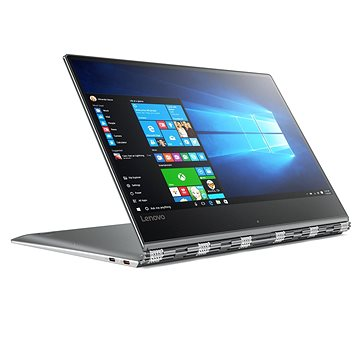 Lenovo Yoga 910-13IKB Gun Metal kovový (80VF00LDCK) + ZDARMA Myš Microsoft Wireless Mobile Mouse 1850 Black