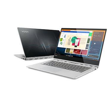 Lenovo Yoga 920-13IKB Platinum kovový (80Y8000NCK)