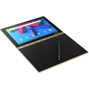 Lenovo Yoga Book 10 LTE Champagne Gold (ZA0W0056CZ)