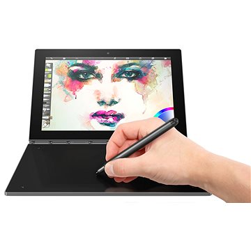 Lenovo Yoga Book 10 LTE Black (ZA0W0151CZ)
