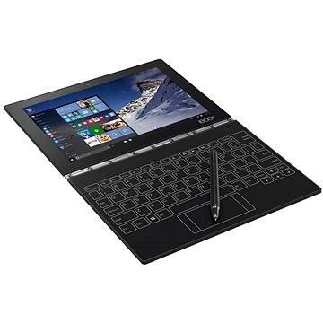 Lenovo Yoga Book 10 128GB LTE Carbon Black (ZA160062CZ)