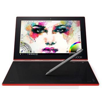 Lenovo Yoga Book 10 128GB LTE Red (ZA160157CZ)