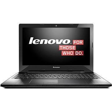 Lenovo IdeaPad Z50-75 Black (80EC00MLCK) + ZDARMA Digitální předplatné Týden - roční Elektronická licence Zoner Photo Studio, reg. dle SN (uvedeného na přístroji) na http://www.zoner.cz/lenovo/