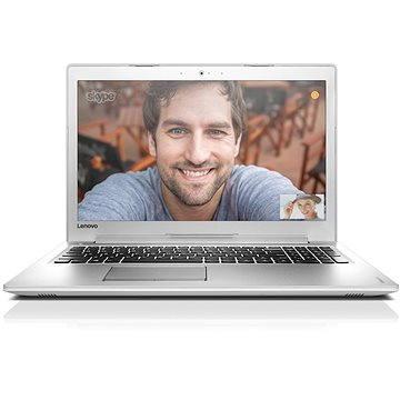 Lenovo IdeaPad 510-15IKB White (80SV00RDCK) + ZDARMA Elektronická licence Zoner Photo Studio, reg. dle SN (uvedeného na přístroji) na http://www.zoner.cz/lenovo/ Digitální předplatné Týden - roční