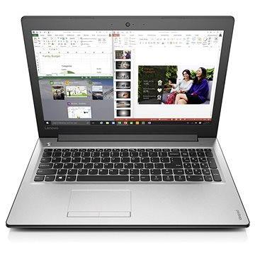 Lenovo IdeaPad 510-15IKB Silver (80SV00RACK) + ZDARMA Myš Microsoft Wireless Mobile Mouse 1850 Black Digitální předplatné Týden - roční