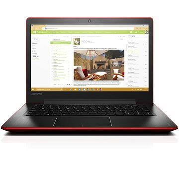 Lenovo IdeaPad 510s-13IKB Red (80V0000XCK)