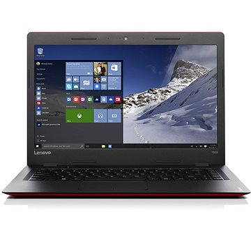 Lenovo IdeaPad 100s-14IBR Red (80R9009VCK)