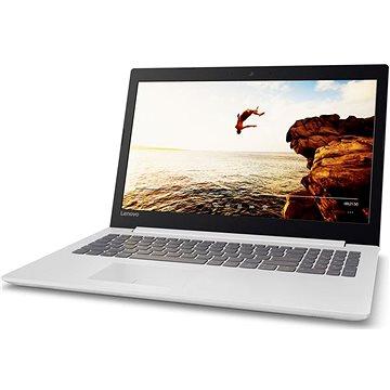 Lenovo IdeaPad 320-15IKBA Blizzard White (80YE000PCK) + ZDARMA Elektronická licence Zoner Photo Studio, reg. dle SN (uvedeného na přístroji) na http://www.zoner.cz/lenovo/