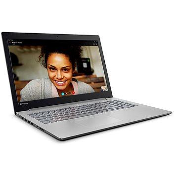 Lenovo IdeaPad 320-15IKBRN Platinum Grey (81BG000KCK) + ZDARMA Myš Microsoft Wireless Mobile Mouse 1850 Black