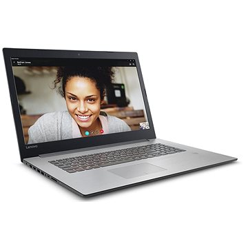 Lenovo IdeaPad 320-17ISK Onyx Black (80XJ002RCK) + ZDARMA Myš Microsoft Wireless Mobile Mouse 1850 Black
