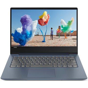 Lenovo IdeaPad 330s-14IKB Midnight Blue (81F4004QCK)