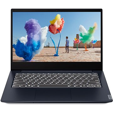 Lenovo IdeaPad S340-14IWL Abyss Blue (81N700SNCK)