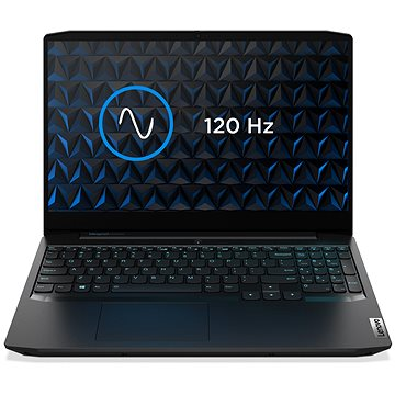 Lenovo IdeaPad Gaming 3-15IMH05 Black (81Y400H6CK)