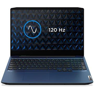 Lenovo IdeaPad Gaming 3 15IMH05 Chameleon Blue + myš Lenovo Gaming M100 RGB (81Y400H7CK)