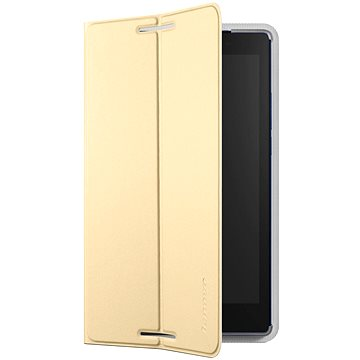 Lenovo IdeaTab 2 A8-50 Folio Case and Film zlaté (ZG38C00235)