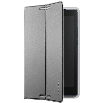 Lenovo IdeaTab 2 A8-50 Folio Case and Film šedé (ZG38C00221)