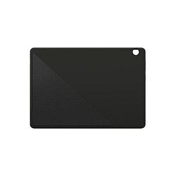 Lenovo Tab M10 HD Ochraný gumový obal + fólie (černý) (ZG38C02777)