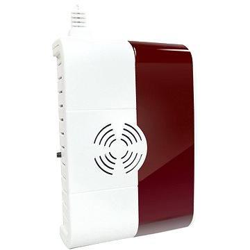 iGET SECURITY P6 - bezdrátový detektor plynu (75020206)