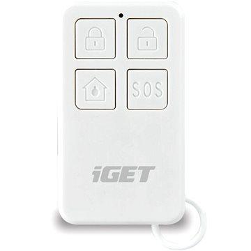iGET SECURITY M3P5 - dálkové ovládání (klíčenka) k obsluze alarmu (75020405)