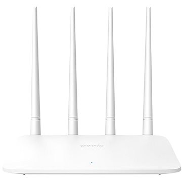 Tenda F6 - Wireless N300 Easy Setup Router (F6)