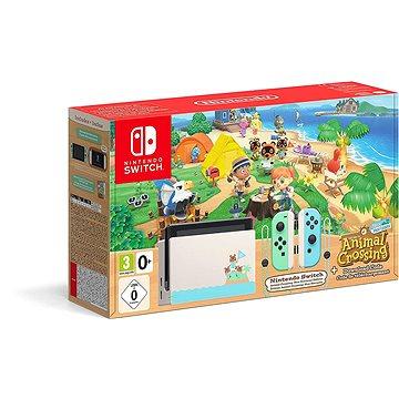 Nintendo Switch - Animal Crossing Bundle (045496453152)