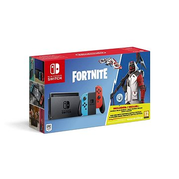 Nintendo Switch - Fortnite Bundle (045496452537)