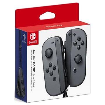 Nintendo Switch Joy-Con ovladače Grey (NSP070)