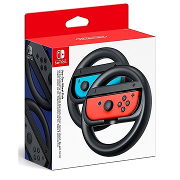 Nintendo Switch Joy-Con Wheel Pair (045496430634)