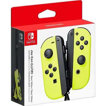 Nintendo Switch Joy-Con ovladače Yellow (NSP085)