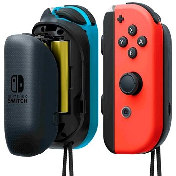 Nintendo Switch Joy-Con AA Battery Pack Pair (045496430740)