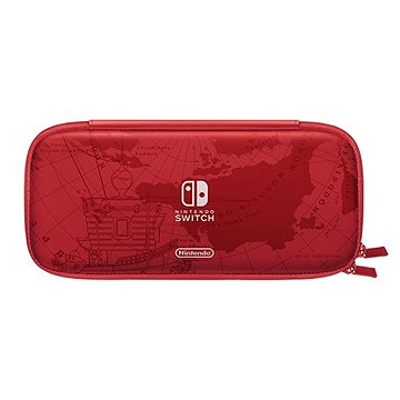Nintendo Switch Carrying Case & Screen Protector - Super Mario Odyssey (045496430801)