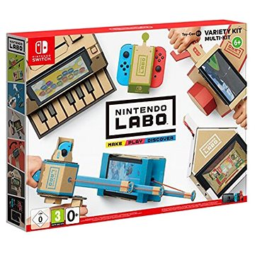 Nintendo Labo - Toy-Con Variety Kit pro Nintendo Switch (045496421564)