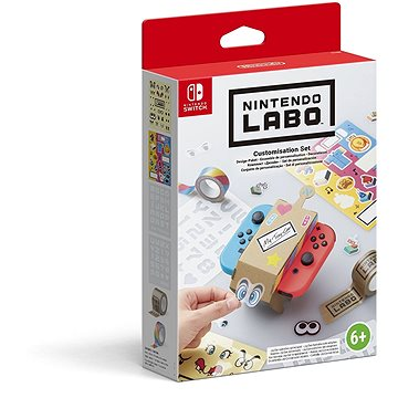 Nintendo Labo - Customisation set (045496430825)