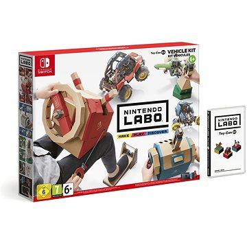 Nintendo Labo - Toy-Con Vehicle Kit pro Nintendo Switch (045496421977)