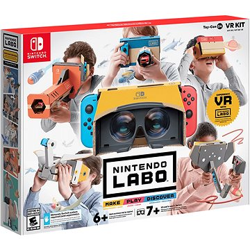 Nintendo Labo - VR Kit pro Nintendo Switch (045496422585)