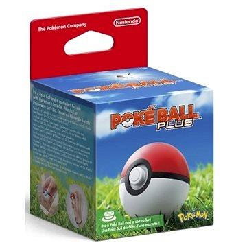 Nintendo Switch Pokéball Plus (045496430832)