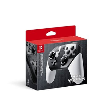 Nintendo Switch Pro Controller - Super Smash Bros. Ultimate (045496430870)