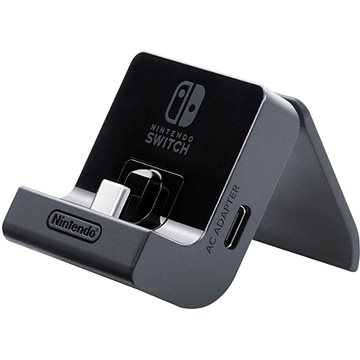Nintendo Switch Adjustable Charging Stand (045496430849)