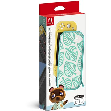Nintendo Switch Lite Carry Case - Animal Crossing Edition (045496431372)