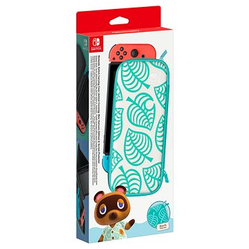 Nintendo Switch Carry Case - Animal Crossing Edition (045496431365)