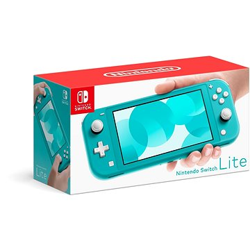 Nintendo Switch Lite - Turquoise (045496452711)