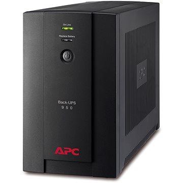 APC Back-UPS BX 950 eurozásuvky (BX950U-FR)
