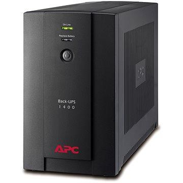 APC Back-UPS BX 1400 eurozásuvky (BX1400U-FR)