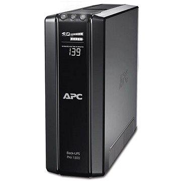 APC Power Saving Back-UPS Pro 1200 eurozásuvky (BR1200G-FR)